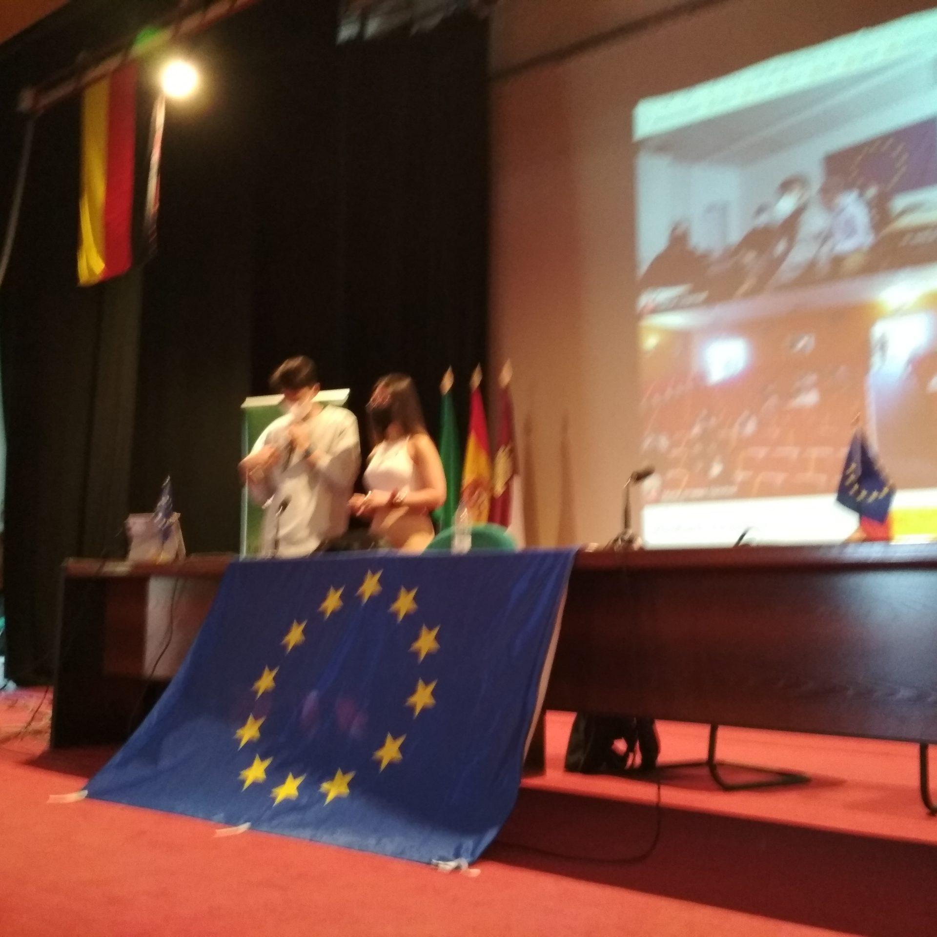 Imagen de europa en el Aula
